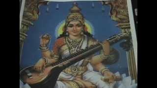 Saraswati Puspanjali Mantra
