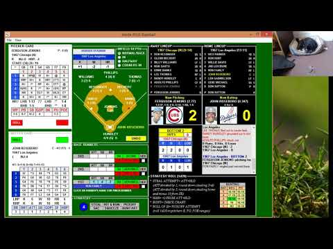 INSIDE PITCH 50th Anniversary Impossible Dream 05/13/67 Chicago Cubs @ LA Dodgers BANKS SANTO SUTTON