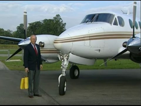 Flying the King Air with Tom Clements - Part 3