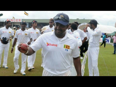 Rangana Herath's 6 wickets (6 for 59)   Sri Lanka vs Bangladesh, 1st test - fans reaction