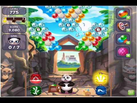 panda pop level 775 youtube. Black Bedroom Furniture Sets. Home Design Ideas