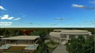 ArchiCAD+Lumion  (KMUTNB University Project)