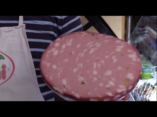 Il panino con la mortadella di Mercogliano diventa campione dItalia