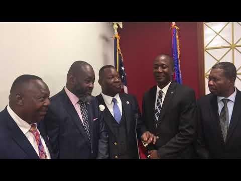 I don't work for the Haitian government nor am I Ambassador for Haiti. I am a good will ambassador