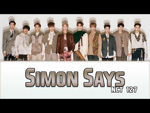 NCT 127 - SIMON SAYS | ADAPTACIÓN INGLES/ESPAÑOL