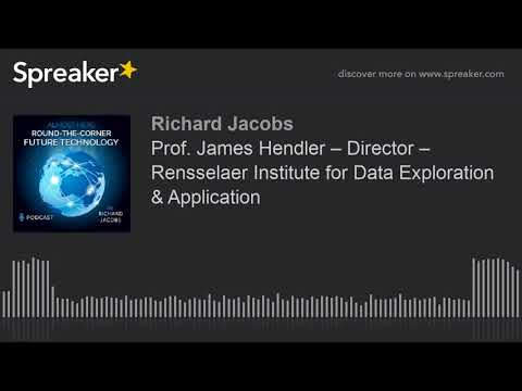 Prof. James Hendler -Rensselaer Institute for Data Exploration