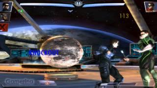 Injustice: Gods Among Us - Boss #1 - Green Lantern [iPad] [Gameplay]