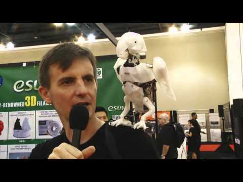 3D Print Show at Pasadena Convention Center