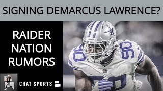 Raiders Rumors: Sign DeMarcus Lawrence, Trade For Jalen Ramsey & Bobby Wagner (From RaiderNation)