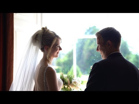 Sledmere House and Sykes Barn Wedding Highlight Film of Mark & Natalie's Big Day