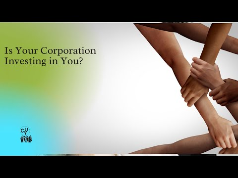 Is Your Company Investing in You?