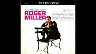 Watch Roger Miller You Cant Do Me This Way video