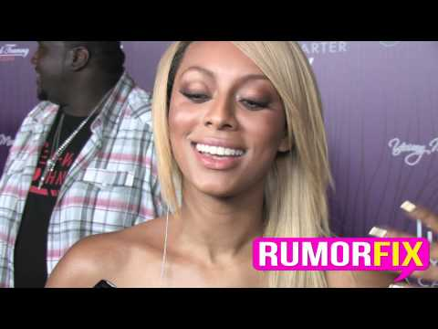 Keri Hilson Dishes On Beyonce And Jay-Z
