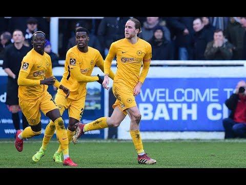 Official TUFC TV | Bath City 3 - 2 Torquay United 19/01/19