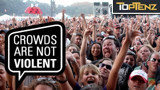 10 Incredible Facts About Crowd Psychology