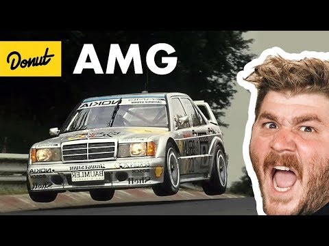 AMG - Everything You Need to Know | Up to Speed