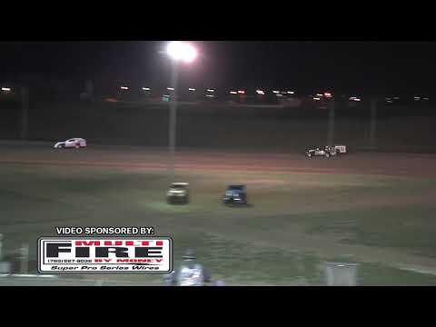 RPM Speedway Modified Feature 4-27-19. - dirt track racing video image