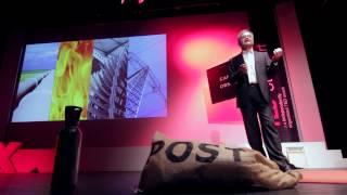 Füllen wir doch die Gasfelder einfach wieder auf! | Andreas Helget | TEDxStuttgart