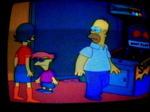 los simpson - Voy a ver si ya puso la marrana mov