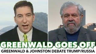 Glenn Greenwald Roasts Media Over Trump/Russia Reporting