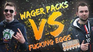 WAGER PACKS!  EL CLASSICO VS FLOMASTEROFF!