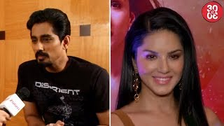 Sidharth On His Next Horror Film 'The House Next Door' | Sunny On Her Haunted Experience