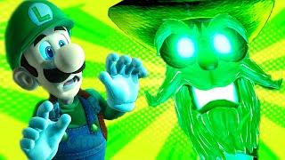 СУПЕР МАРИО ЛУИДЖИ МЕНШН #10 мультик игра для детей Детский летсплей на СПТВ Luigi Mansion 3 Boss