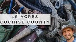 16 Acres in Cochise County for 1/3 Handeeman Derick's Price