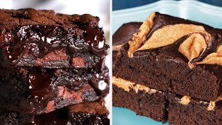 How to Make Homemade Brownie Recipes • Tasty