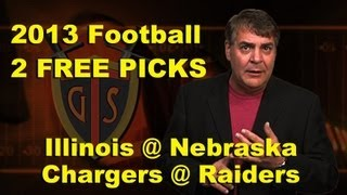 Tony George Free Football Picks October 5th and 6th