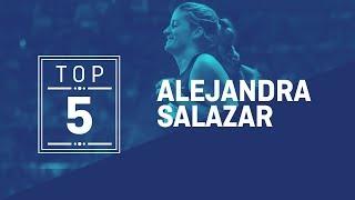 El Top 5 de Alejandra Salazar