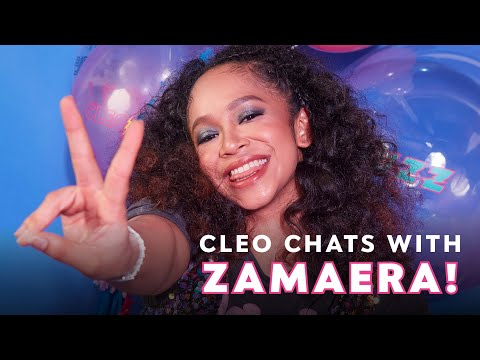 We Find Out How Hip Hop Singer Zamaera Found Her Sound! | CLEO Chats | CLEO Malaysia