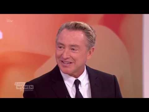 Michael Flatley Gushes Over His Son | Loose Women
