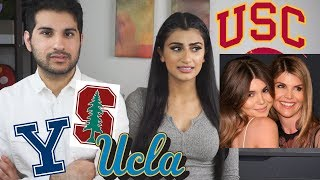 YALE STUDENT REACTS TO OLIVIA JADE/LORI LOUGHLIN COLLEGE SCAM