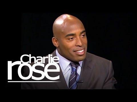 Tiki Barber Talks With Charlie Rose | Charlie Rose