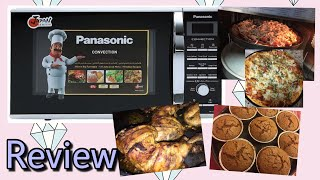 PANASONIC CONVECTION OVEN REVIEW