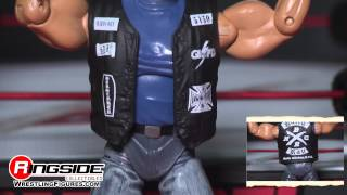 TNA FIGURE INSIDER: Bully Ray - TNA Deluxe Impact 12 Jakks Pacific Wrestling Action Figure Review