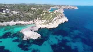 Amazing Majorca filmed with the DJI Phantom 2 - Aerial filming