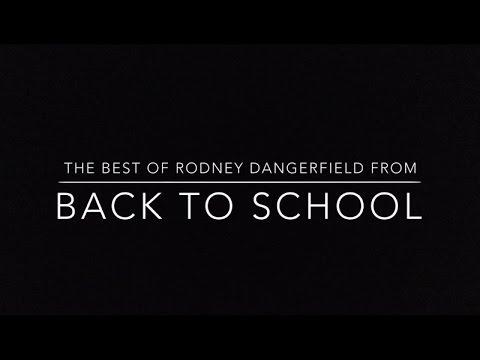 Back to School - Rodney Dangerfield Compilation - (HD) 1986