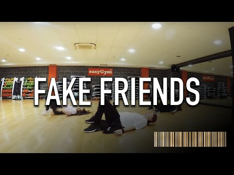 FAKE FRIENDS by Sigrid | Dance ROUTINE Video | @BrendonHansford Choreography