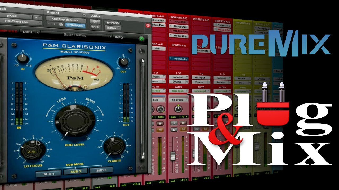 How to add Size & Punch to a Kick Drum
