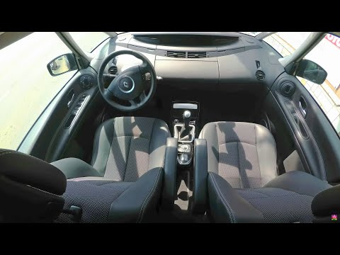 Renault Grand Espace 2 0 Dci Youtube