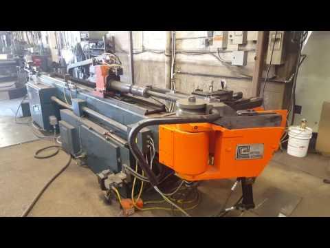 "Eaton Leonard VB300 CNC Tube Bender - 1 1/2"" Sch40 Pipe"