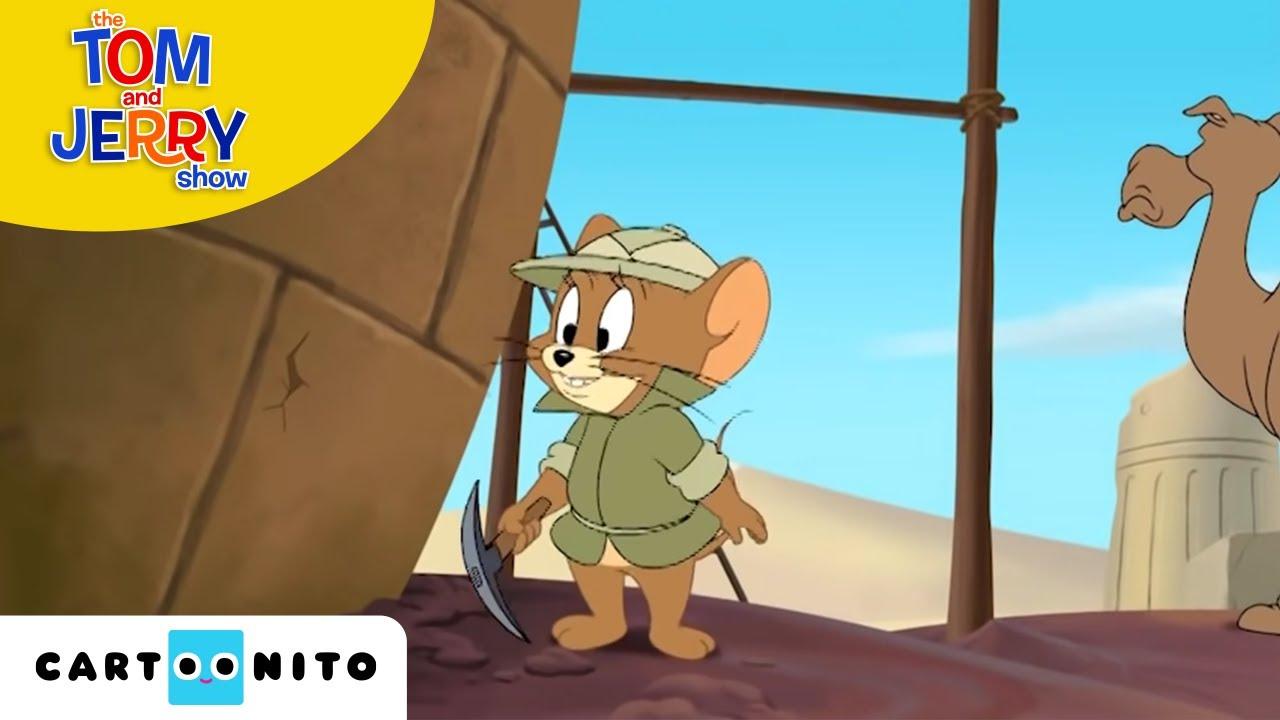 Tom ve Jerry | Firavun'un Hazineleri | Boomerang