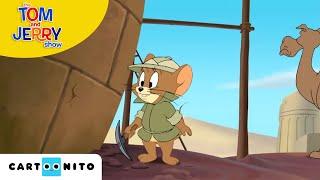 Tom ve Jerry | Firavun'un Hazineleri | B...