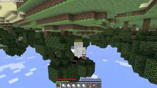 Minecraft 1.8.1: Upside Down Modshowoff