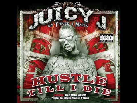 Juicy J-That What a Pimp Does