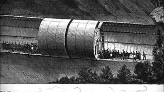 Moment in History Extra: The Grand Trunk Railroad Tunnel