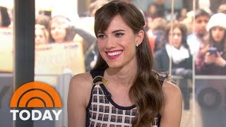Allison Williams Talks Marriage On Girls, And In Real Life | TODAY