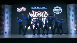2018  World Hip Hop Dance Championship Finals - Kana Boon (Japan) GOLD